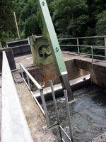 Turbinenrechen, Kraftwerk Feistritz