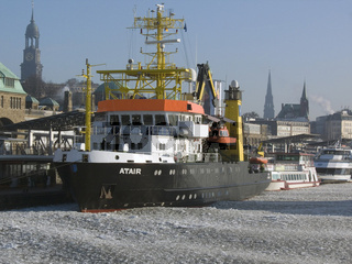 Forschungsschiff Atair