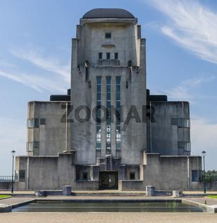 Building Radio Kootwijk