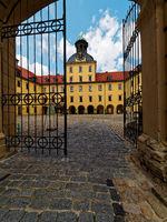 Zeitz, Moritzburg, Old Town, Burgenlandkreis, Saxony-Anhalt, Germany