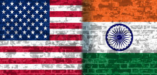 Politic relationship, USA and India