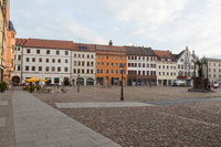 Town Hall Square in Wittenberg