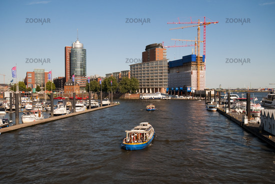 Hamburg, Germany, Harbor
