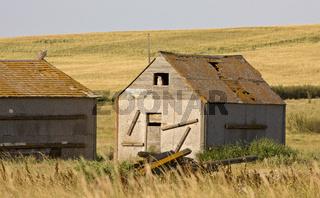 Prairie Barn Saskatchewan