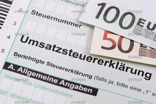 Tax return for tax office