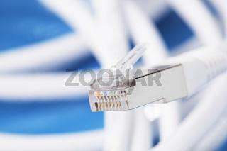 Ethernet connector