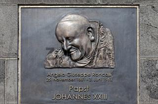 Angelo Giuseppe Roncalli, Papst Johannes XXIII