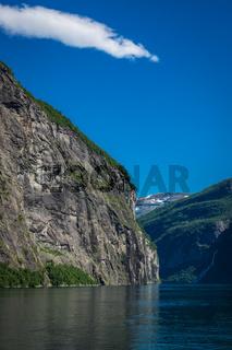 Am Geirangerfjord
