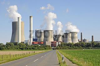 RWE Braunkohlekraftwerk