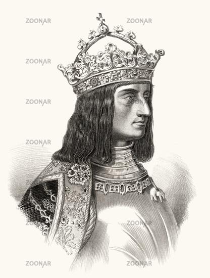 Maximilian I von Habsburg, 1459 -1519, Emperor of the Holy Roman Empire