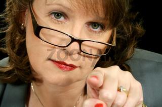 Glasses Businesswoman 2