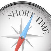 compass concept Short time