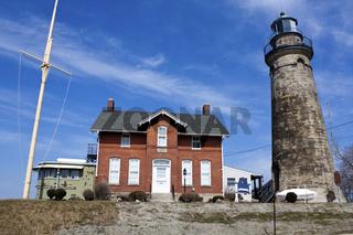 Old Fairport Harbor Lighthouse