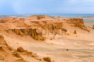Khermen Tsav Canyon Mongolia