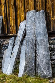 Alte Steinplatten