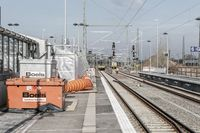 Expansion of railway junction Magdeburg