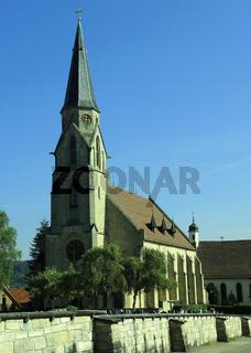 Kirche in Rangendingen, Zollernalbkreis