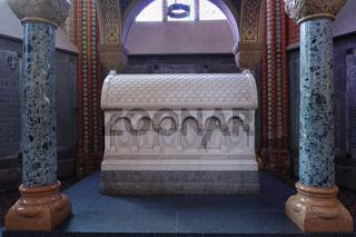 Grabmal von Herzog Johann Albrecht II. von Mecklenburg - Münster Bad Doberan