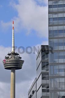 Fernsehturm, Köln, Nordrhein-Westfalen, Deutschland, Europa
