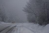 Schneetreiben Tief Daisy 2010