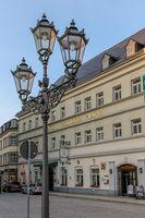 Traditional hotel 'Wilder Mann' in Annaberg