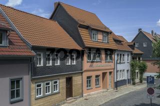 Bad Langensalza - Altstadthaeuser