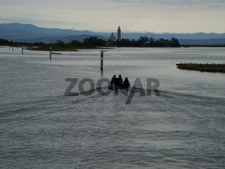 Lagune bei Grado