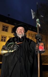 Nachtwächter - Night watchman