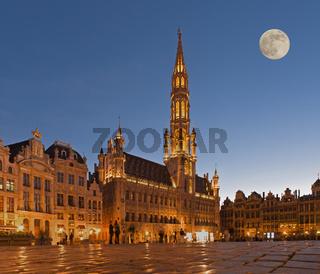 Rathaus Brüssel | Brussels townhall