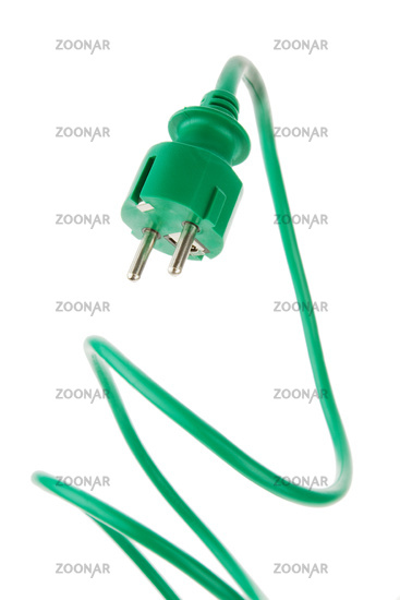 Power plug with power cable