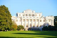 Elagin Palace in St. Petersburg.