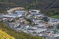 industry town Stallavena