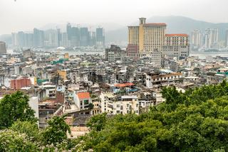 Macau old town