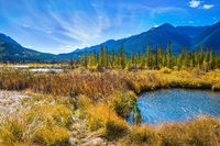 Concept of ecotourism in Banff