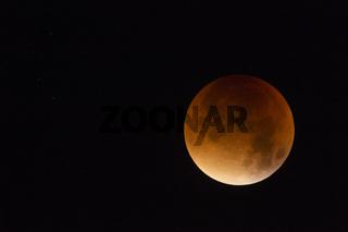 04:18 Uhr... Blutmond *Luna luna*