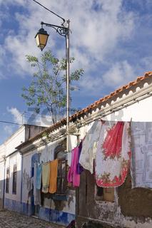 Gasse in Ferragudo