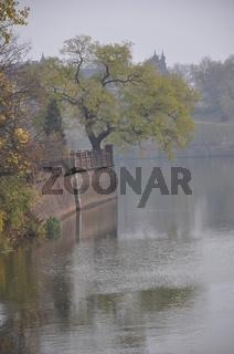 Dominsel in Breslau