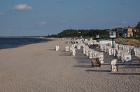 Seaside resort Usedom/Germany