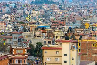 Kathmandu city, Nepal