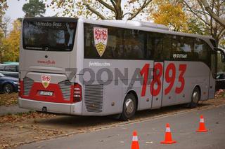 Mannschaftsbus VFB Stuttgart