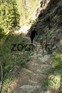 1000 Stufen Schlucht