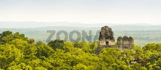 Tikal Ruins Guatemala