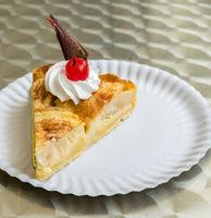 Fruit pie tart