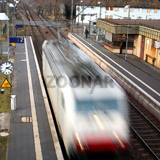 Rasende Lokomotive
