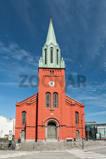 Saint Petri church in Stavanger, Norway