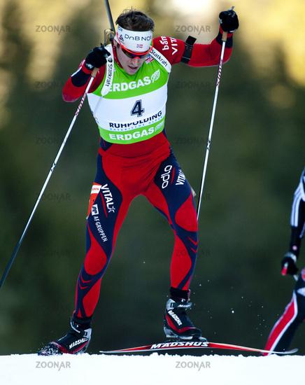 Biathlon: SVENDSEN, Emil Hegle (Norway