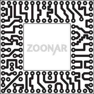 Electronic element - slot