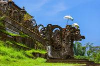 Pura Besakih temple - Bali Island Indonesia