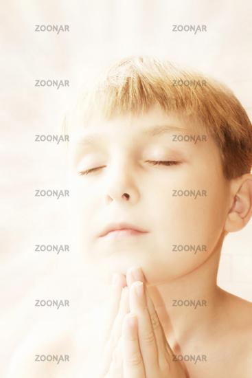 A boys prayer