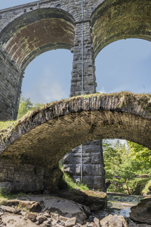 Yorkshire Dales Dent Head Viaduct